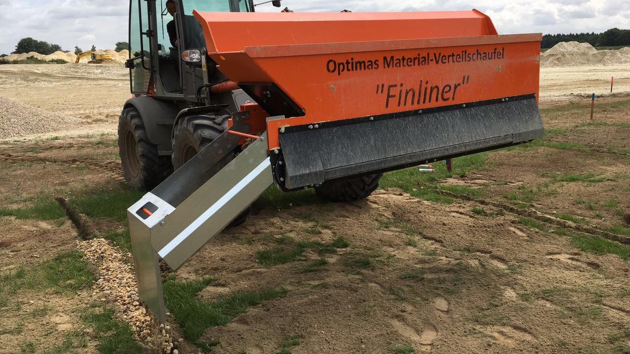Finliner Leiding en drainage